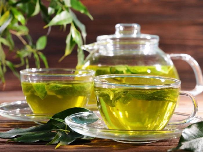 Sử dụng trà xanh hàng ngày giúp ngăn cản sự phát triển của các u xơ