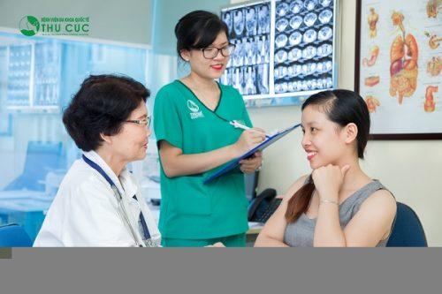 Người bệnh cần tái khám định kỳ theo đúng lịch hẹn của bác sĩ nhằm điều chỉnh đơn thuốc chữa bệnh phù hợp