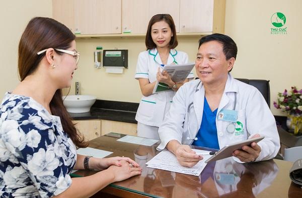 Chủ động tầm soát ung thư vú - phụ khoa định kỳ sẽ giúp phát hiện sớm bệnh (nếu có)