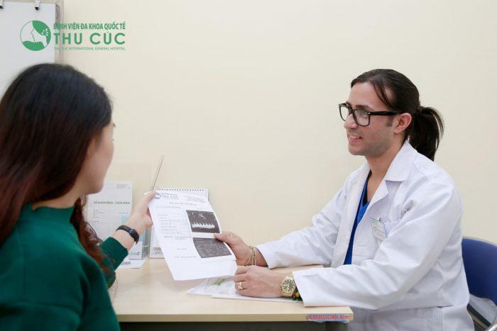 Bệnh viện ĐKQT là địa chỉ được rất nhiều mẹ bầu lựa chọn để làm xét nghiệm Double Test