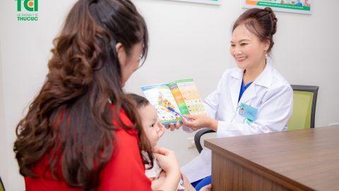 Khám dinh dưỡng cho bé ở đâu tốt và hiệu quả?