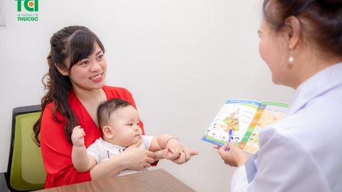Quy trình khám dinh dưỡng cho trẻ đúng chuẩn