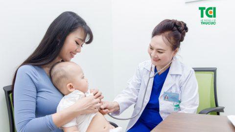 Khám dinh dưỡng cho bé 9 tháng tuổi