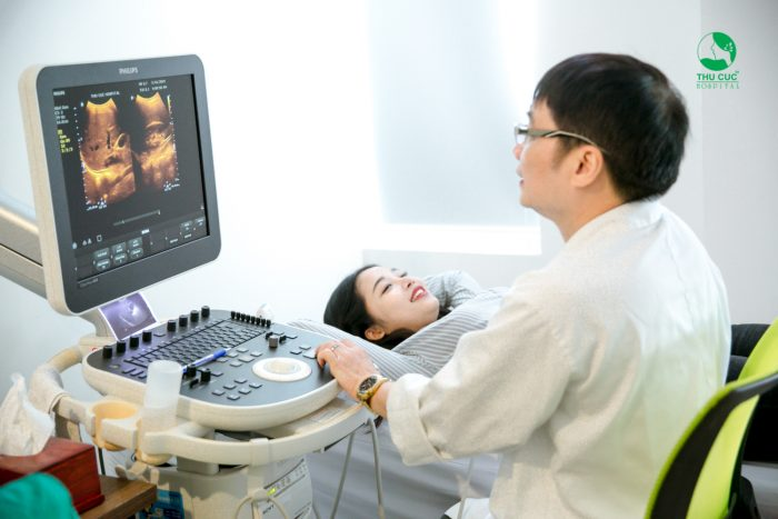 Bệnh viện ĐKQT Thu Cúc là địa chỉ được rất nhiều chị em tin tưởng để thăm khám và điều trị bệnh
