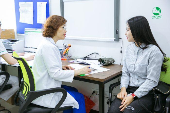 Bệnh phụ khoa nếu không được phát hiện và điều trị kịp thời sẽ ảnh hưởng rất lớn đến sức khỏe sinh sản của chị em