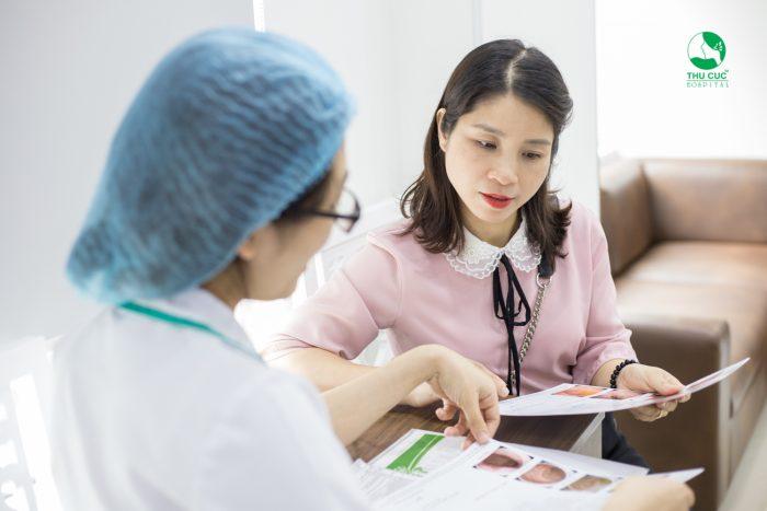 U nang buồng trứng nếu không được điều trị kịp thời sẽ gây ảnh hưởng đến