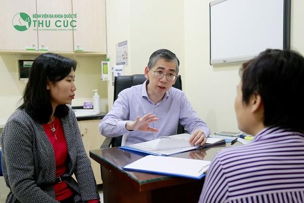 điều trị ung thư vùng đầu cổ