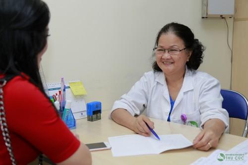 Tuy nhiên, chị em cần thăm khám và theo dõi diễn biến phát triển của khối u để được xử trí tốt nhất