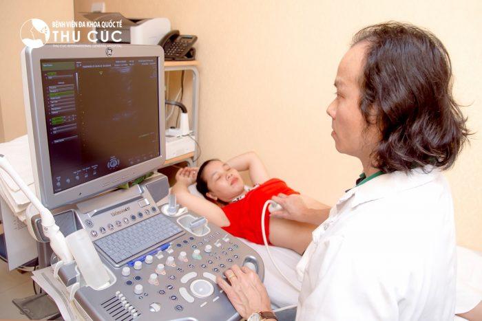 Siêu âm là phương pháp để phát hiện mang thai ngoài tử cung