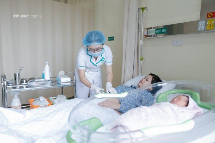 Vết mổ cần phải được chăm sóc đúng cách và khoa học thì mới chóng lành và không gây biến chứng