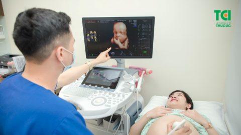 Siêu âm 32 tuần: Dấu mốc quan trọng cuối thai kì