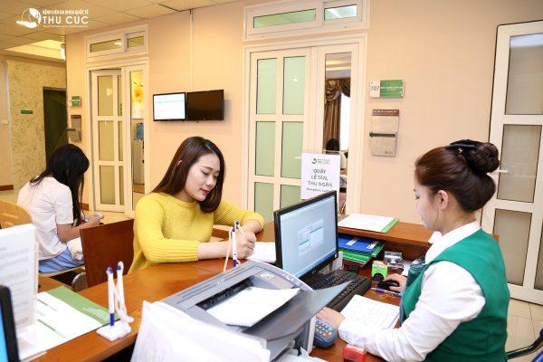 Người bệnh đến khám chữa bệnh tại Bệnh viện Thu Cúc được hưởng Bảo hiểm y tế theo đúng quy định của nhà nước