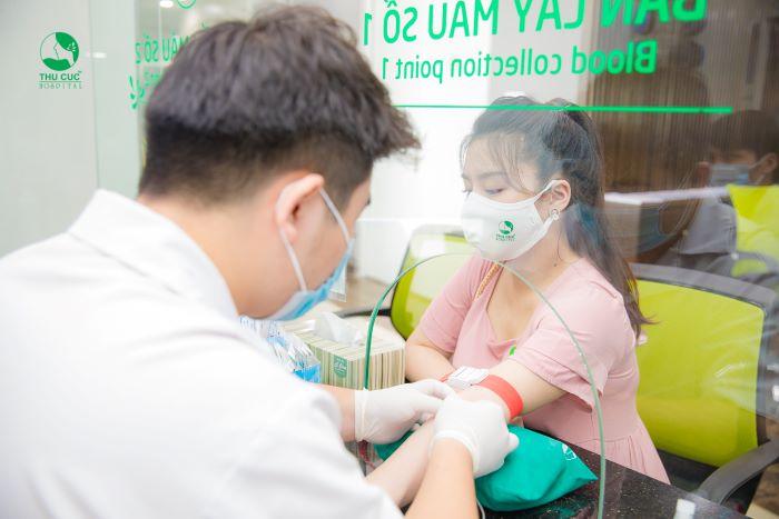 Sau khi thực hiện xong quy trình xét nghiệm NIPT kết quả sẽ được trả từ 7-10 ngày