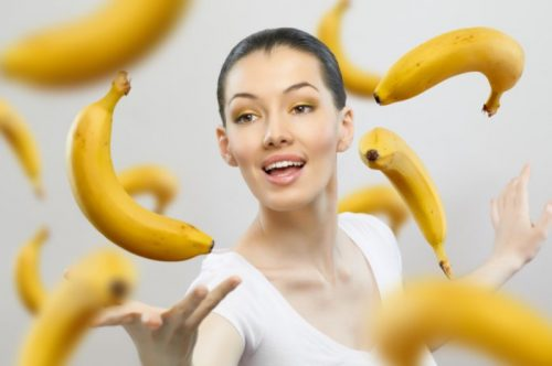 Vì có lượng chất xơ cao nên chuối còn là loại trái cây có tác dụng giảm cân lý tưởng
