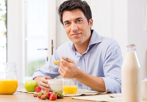 ăn đúng tốt cho người bệnh đau dạ dày