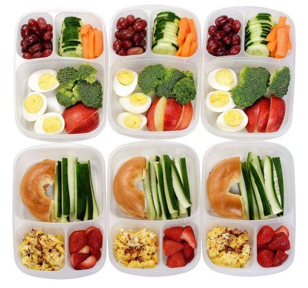 Thêm rau củ quả vào chế độ ăn hàng ngày