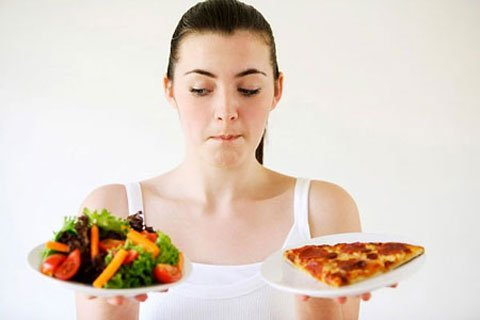 Hãy tránh xa đồ ăn nhanh và ăn nhiều rau quả