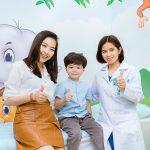 Khám sức khỏe định kỳ cho trẻ tại Hệ thống Y tế Thu Cúc TCI