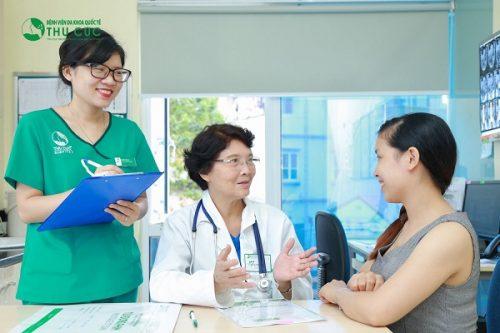 Tùy vào từng trường hợp mà bác sĩ sẽ chỉ định phương pháp điều trị cụ thể