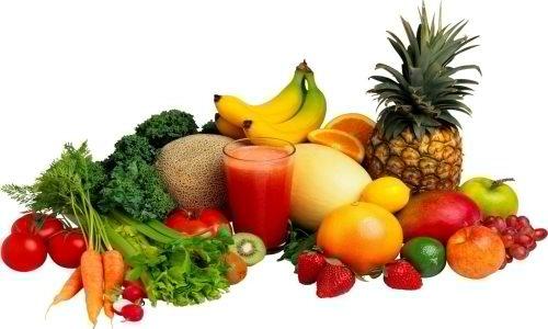 Người bị apxe hậu môn nên ăn nhiều rau xanh và các loại trái cây tươi