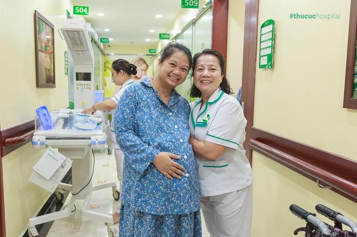 Tại bệnh viện ĐKQT Thu Cúc, mẹ bầu hoàn toàn có thể lựa chọn bác sĩ mổ đẻ giỏi ở phụ sản Hà Nội, phụ sản TW hoặc bác sĩ Quốc tế... theo nhu cầu