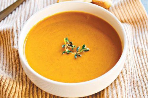 Soup rất tốt cho hệ tiêu hóa