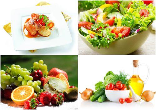 Bổ sung rau củ quả tươi là cách bảo vệ dạ dày và hệ tiêu hóa