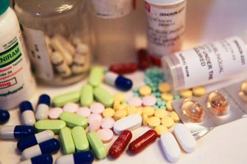 Lạm dụng thuốc... là một trong những nguyên nhân gây bệnh liệt dạ dày