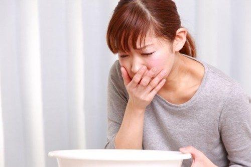 Bệnh trào ngược dạ dày có thể khiến bạn khó chịu buồn nôn