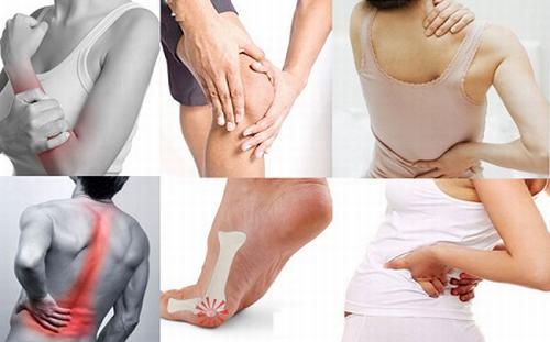 Bệnh gây nên xuất huyết và tổn thương ở các khớp