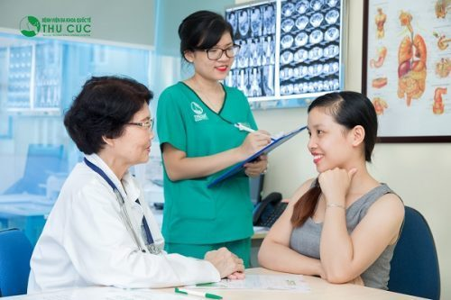 Chuyên khoa Tiêu hóa Bệnh viện Thu Cúc là một trong những địa chỉ khám chữa uy tín, chất lượng các bệnh lý về đường tiêu hóa.
