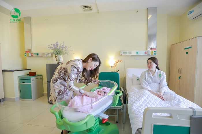 Bệnh viện ĐKQT Thu Cúc - Địa chỉ đi đẻ hàng đầu của các sao Việt ngày nay