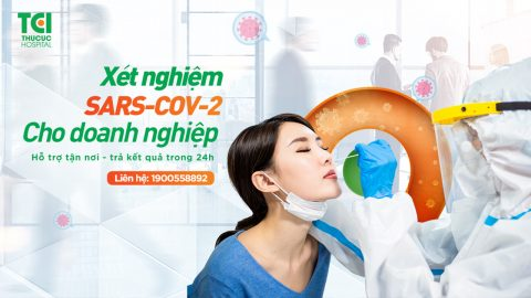 Thông báo triển khai xét nghiệm SARS-CoV-2 cho các doanh nghiệp