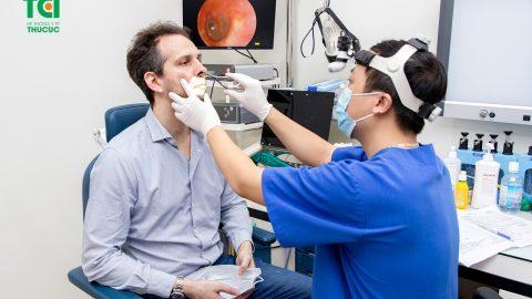 Bệnh viện khám tai mũi họng uy tín tại Hà Nội