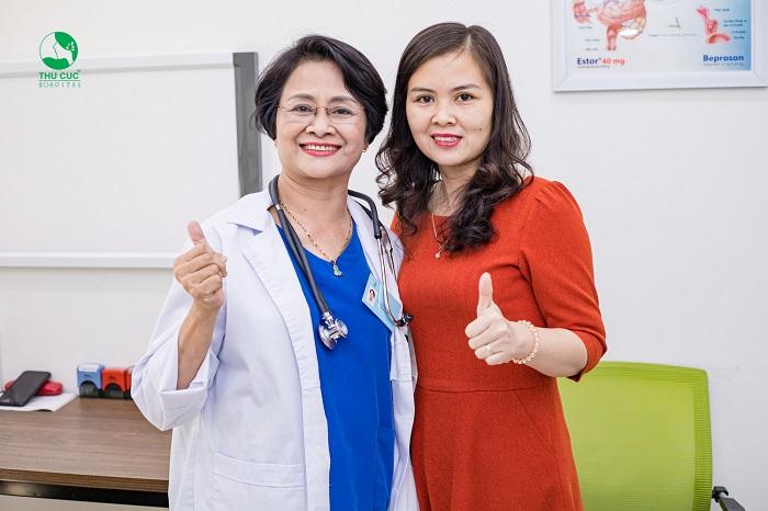 Bệnh viện ĐKQT Thu Cúc là cơ sở y tế được hàng triệu người tin tưởng gửi gắm hy vọng mang thai và sinh con