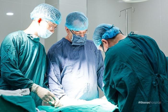 Bệnh viện ĐKQT Thu Cúc là địa chỉ uy tín trong điều trị các bệnh lý phụ khoa nói chung
