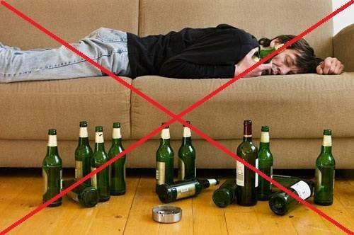 Rượu bia và các loại đồ uống chứa cồn luôn là
