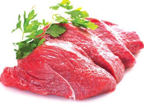 Người bệnh trị nên ăn thịt đỏ bổ xung sắt