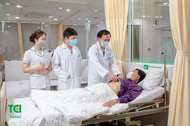 Cấp cứu kịp thời giúp các bệnh nhân đột quỵ thoát khỏi nguy cơ tử vong