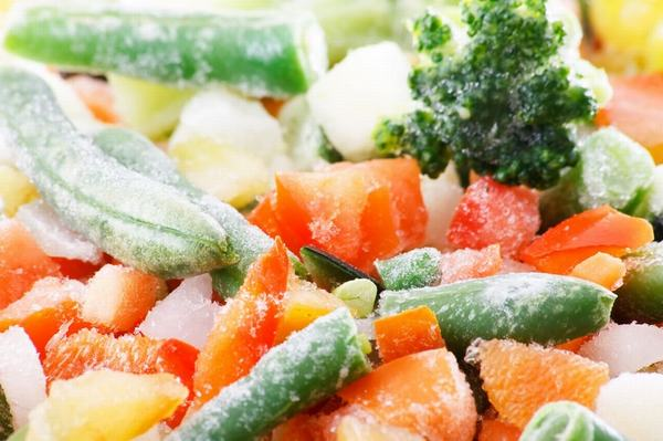 Thực phẩm đông lạnh cũng không có lợi cho sức khỏe người bệnh giãn dây chằng