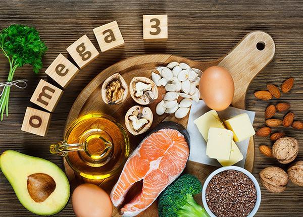 Những thực phẩm giàu axit béo omega-3 rất tốt mà người bệnh nên ăn