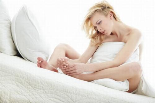 Những bà bầu tiền sử da khô, hoặc mắc chứng chàm bội nhiễm, bị dị ứng thức ăn cũng khiến tình trạng ngứa tồi tệ hơn
