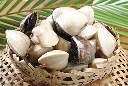 Ốc, ngao, hến, cua, sò, hàu… là thực phẩm có tính hàn không tốt cho người bệnh viêm loét hang vị dạ dày.
