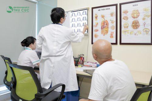 Dựa vào các dấu hiệu của người bệnh cùng kết quả xét nghiệm,các bác sĩ sẽ chẩn đoán bệnh tắc ruột là do nguyên nhân gì và từ đó đưa ra cách điều trị hợp lý
