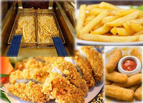 Trong chế độ ăn của người bệnh đau dạ dày, người bệnh cần tránh ăn những thực phẩm chiên rán, nhiều dầu mỡ