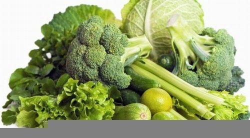 Người bệnh cần bổ sung rau xanh trong bữa ăn hàng ngày để đảm bảo sức khỏe
