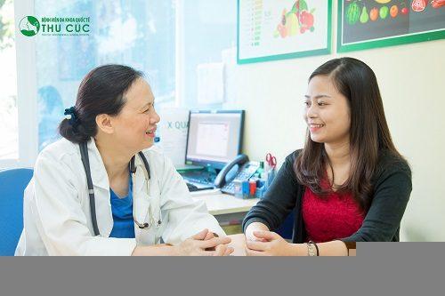 Người bệnh cần đi khám bác sĩ chuyên khoa Tiêu hóa để có phương pháp điều trị đau dạ dày hiệu quả