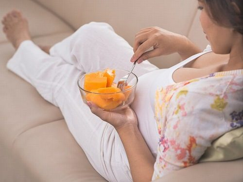 Thay đổi chế độ ăn uống cũng là cách chữa đau thượng vị ở bà bầu hiệu quả