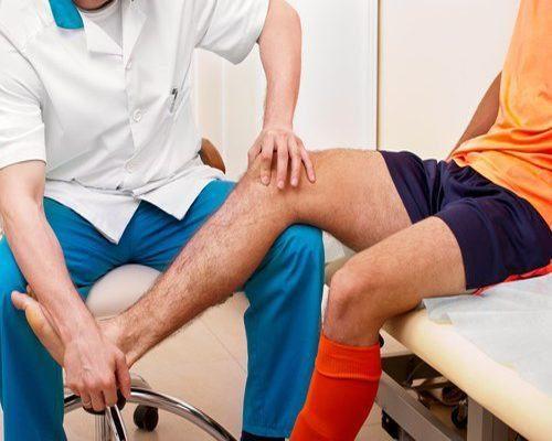 Cách chữa giãn dây chằng cổ chân