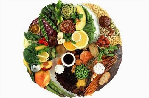 Bên cạnh đó cần cân bằng thực phẩm đầy đủ dinh dưỡng để cải thiện tình trạng xì hơi nhiều